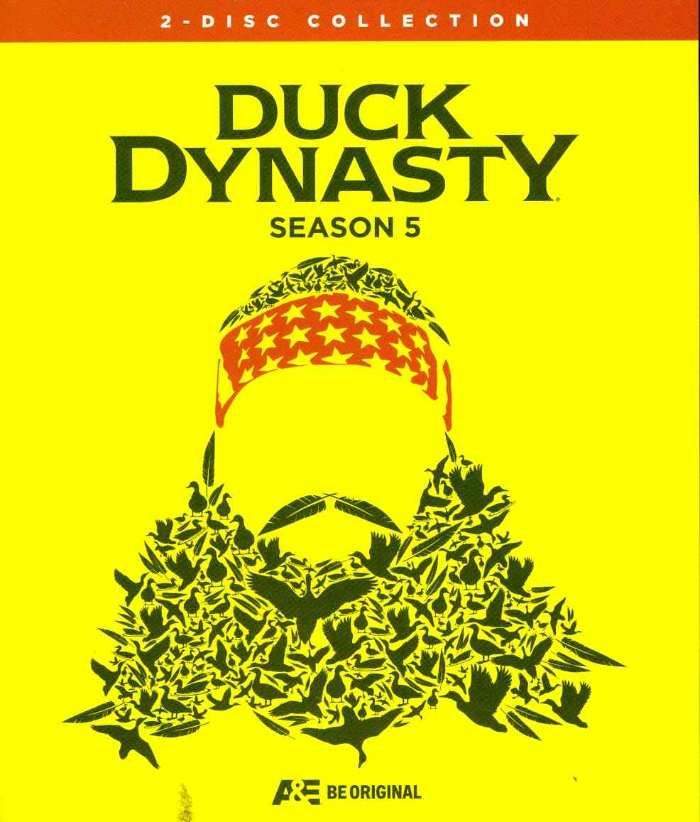 DUCK DYNASTY:SEASON 5 BY DUCK DYNASTY (Blu-Ray)