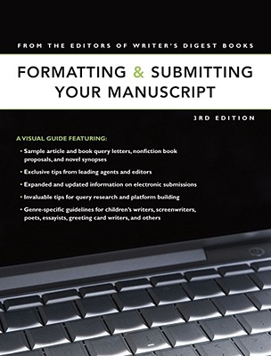 Formatting & Submitting Your Manuscript By Sambuchino, Chuck